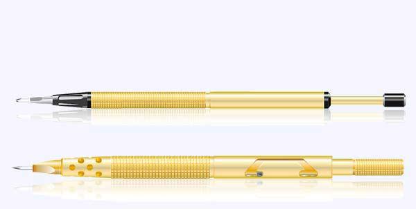 Sapphire pen